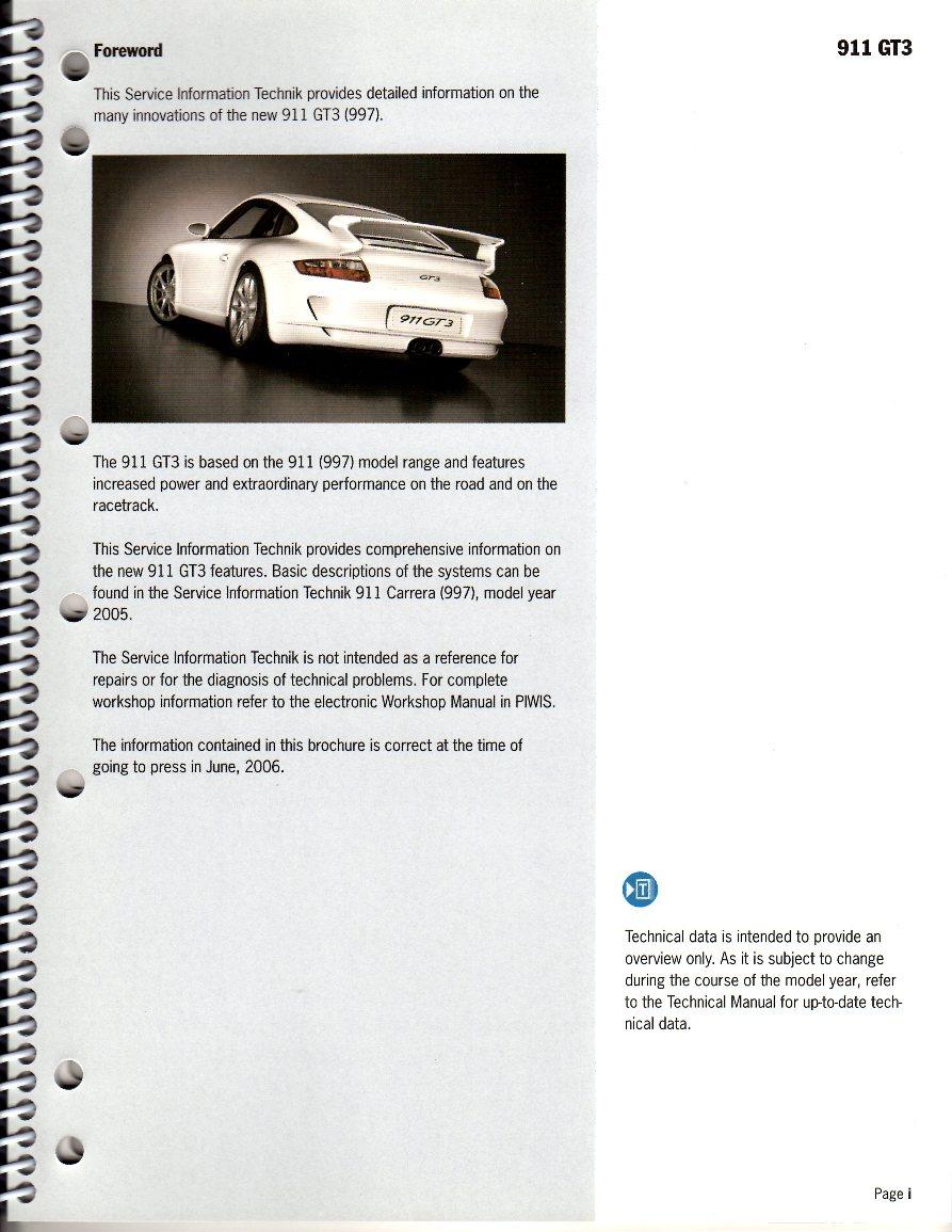 porsche 997 workshop manual pdf
